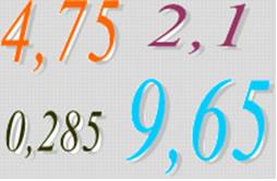 Representação decimal