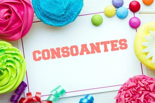 Há 19 consoantes na Língua Portuguesa