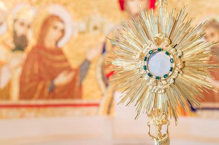 O Corpus Christi é uma festa criada pela Igreja Católica para celebrar o sacramento da Eucaristia
