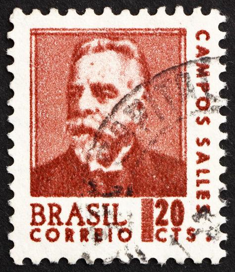 Campos Sales foi presidente do Brasil de 1898 a 1902. Durante seu governo, foi criada uma prática comum à Primeira República: a política dos estados.*