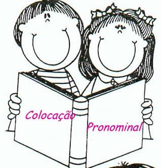 Colocação pronominal diz respeito à colocação do pronome oblíquo átono na oração