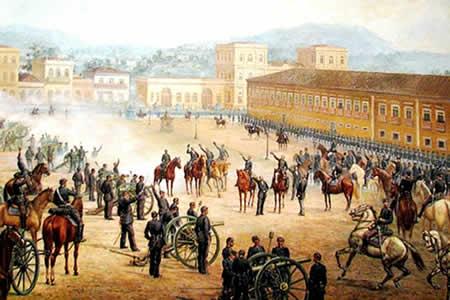 A proclamação de Deodoro da Fonseca: o primeiro marco de nossa história republicana