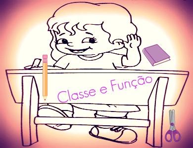 Quando conhecemos a diferença entre classe e função, aprimoramos ainda mais nossos conhecimentos sobre a língua portuguesa