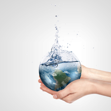 Hidrosfera, camada de água da Terra