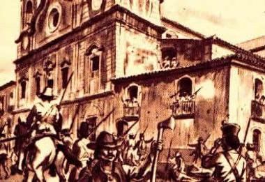 A cabanagem foi uma das principais revoltas do Período Regencial