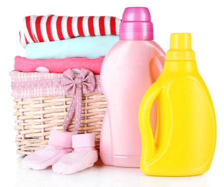 Os amaciantes podem ser utilizados em quase todos os tipos de tecidos