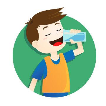 Beber água é fundamental para o funcionamento adequado do nosso corpo