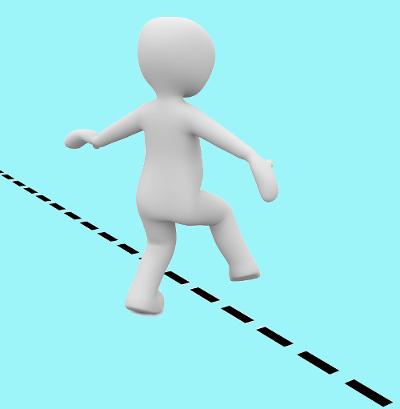 A diferença entre limite e fronteira está no nível de abrangência de cada um desses conceitos distintos.