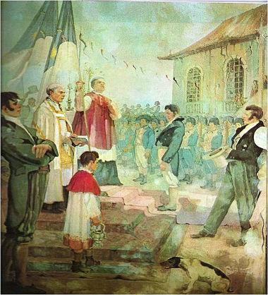A Revolução Pernambucana de 1817 contou com a participação dos mais variados grupos sociais