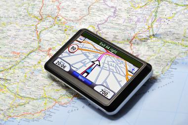 O aparelho GPS é muito utilizado na localização terrestre