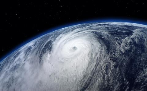 Os ciclones, que variam em tamanho e intensidade, recebem nomes diferentes