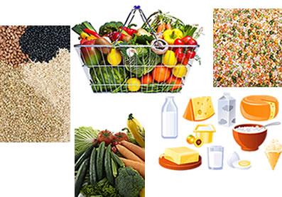 A partir de uma alimentação balanceada conseguimos todos os sais minerais necessários ao bom funcionamento do nosso organismo