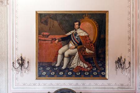 Dom João VI ordenou a transferência da corte portuguesa para o Brasil em 1807*