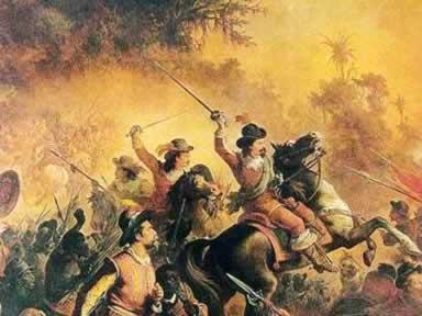Os holandeses se fixaram no Brasil oferecendo vantagens aos senhores de engenho
