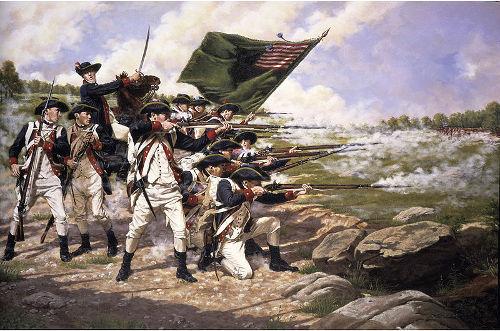 A Independência dos EUA ocorreu em 4 de julho de 1776
