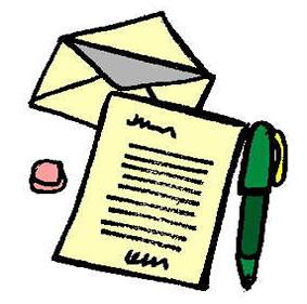 A carta argumentativa é endereçada a uma autoridade