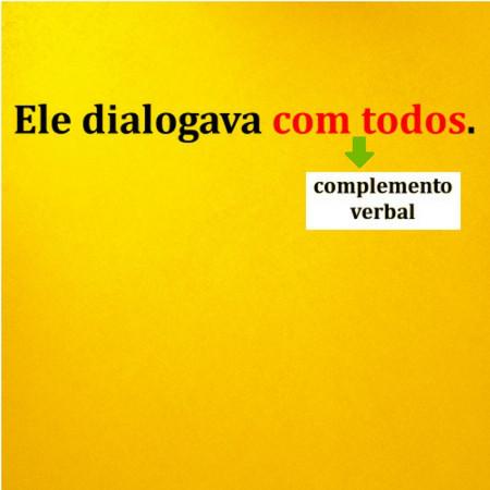 O complemento verbal em destaque é um objeto indireto. Saiba mais no texto!