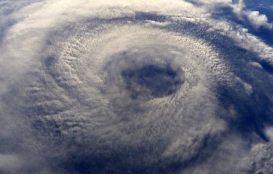 Os furacões são muito fortes e rápidos!
