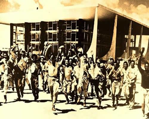 Brasília: uma capital moderna e centro de nossas decisões políticas