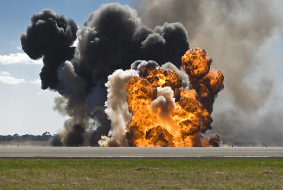 A produção de explosivos envolve a participação de ácidos
