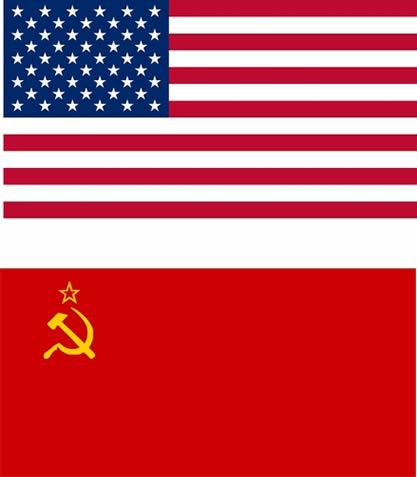A Guerra Fria dividiu vários países em capitalistas e socialistas