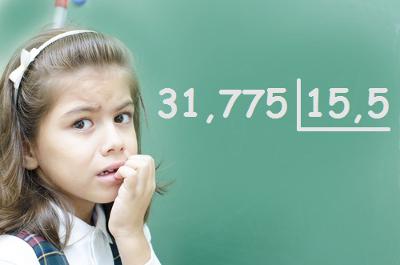 Aprenda a dividir qualquer tipo de número, seja ele inteiro ou decimal