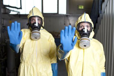 Vestuário para proteção contra radiação