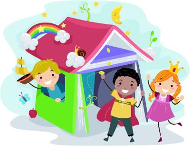 No dia 12 de outubro comemora-se o dia da criança no Brasil