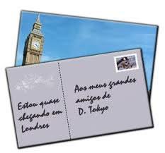 O Cartão Postal Características De Um Cartão Postal