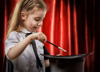 O dia do mágico é celebrado em 31 de janeiro
