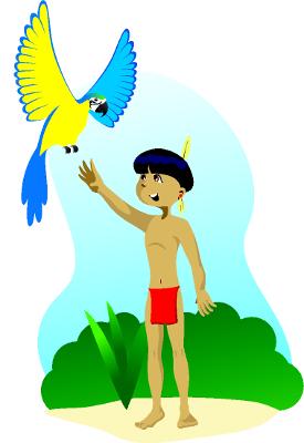 No Brasil ainda existem vários dialetos indígenas que provam que por aqui não se fala apenas o português