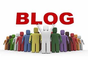 O blog permite uma maior interação entre as pessoas
