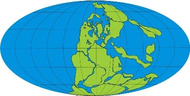 Pangeia: o primeiro continente