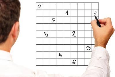 Sudoku – O quebra-cabeça japonês