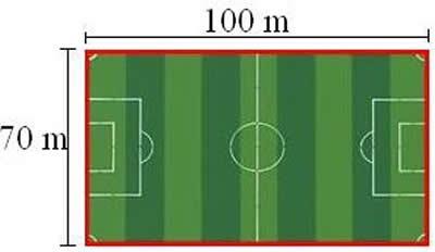 Perímetro: medindo o contorno de uma figura