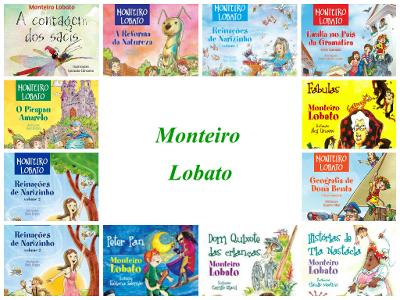 Monteiro Lobato Os Sonhos De Monteiro Lobato Escola Kids