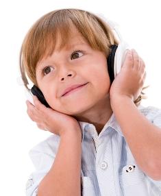 Apreciar uma música só é possível graças à audição