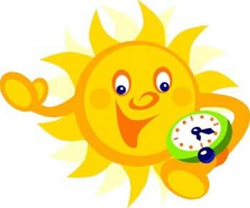 A abreviatura das horas deve fazer parte do nosso conhecimento, pois somos usuários da língua