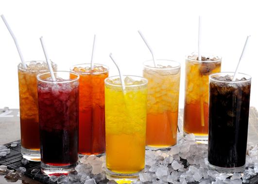 O refrigerante é uma das bebidas não alcoólicas mais consumidas em todo o mundo