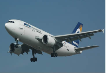 Para chegar a seu destino com segurança os aviões utilizam aparelhos de localização e orientação