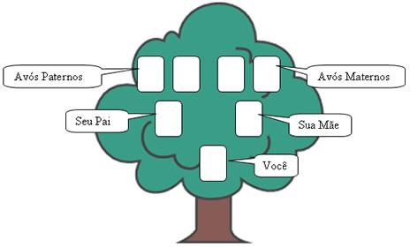 Monte sua Árvore Genealógica