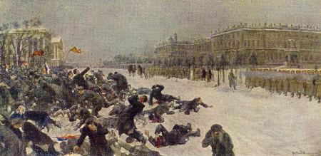 Massacre de 9 de janeiro em São Petersburgo
