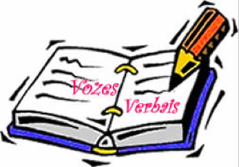 Vozes do verbo se caracterizam pela relação entre o sujeito e a ação expressa pelo verbo
