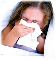 As alergias podem ocorrer com pessoas de qualquer idade