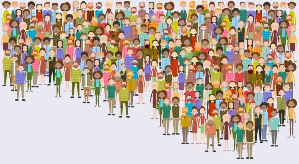 Saber a diferença entre populoso e povoado contribui para a compreensão da dinâmica populacional de diversos países.