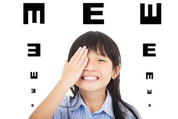 Consulte sempre um oftalmologista para saber como está sua visão