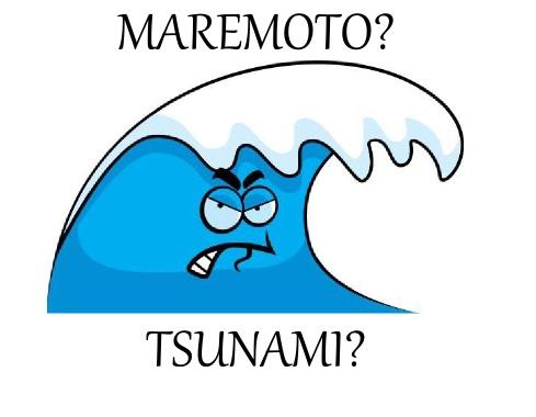 E aí? É maremoto ou tsunami?
