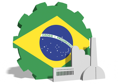 O Brasil passou a industrializar-se mais intensamente a partir do século XX