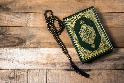 O Corão é tido como o livro sagrado dos muçulmanos