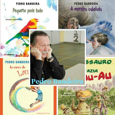 Pedro Bandeira é um dos escritores de Literatura infantojuvenil mais famosos e queridos do país